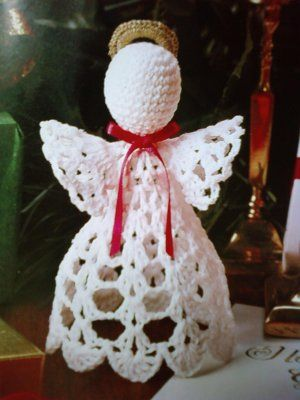Crochet Pattern Central Free Angel Crochet Pattern Link Directory