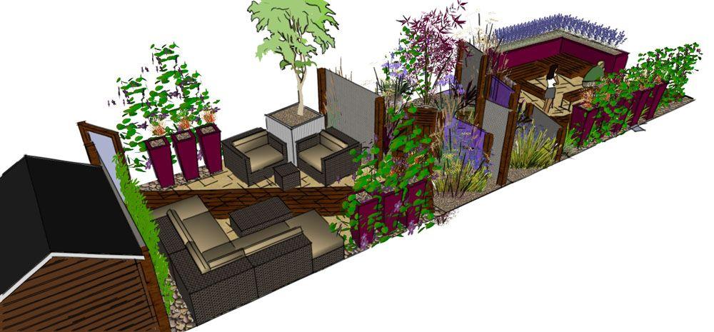 Garden Design in Sevenoaks, Kent   Garden design ...