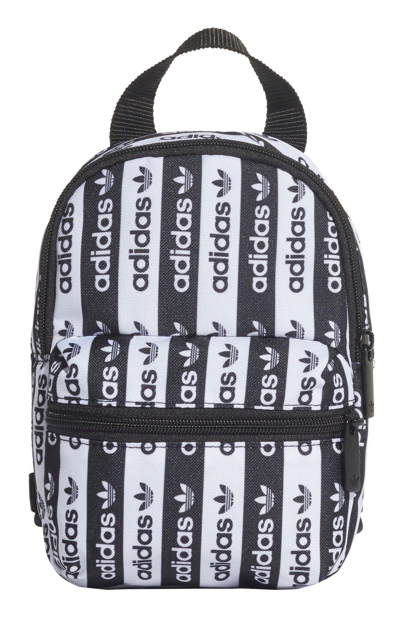brillante El propietario surf  Adidas Originals R.y.v. Mini Backpack - Black in 2020 | Mini backpack,  Backpacks, Adidas originals fashion