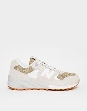 new balance 580 urban noise camo trainers