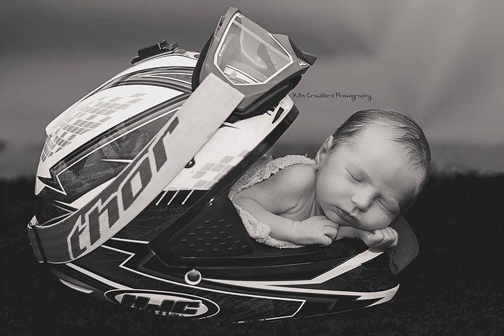 Single Post Baby Bike Motocross Baby Baby Boy Newborn Pictures