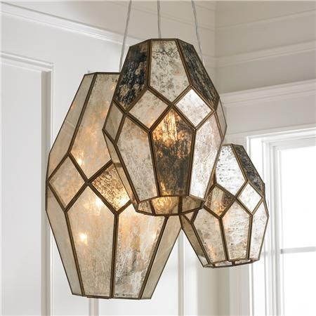 Young house love mercury glass prism chandelier new house lighting young house love mercury glass prism chandelier aloadofball Gallery