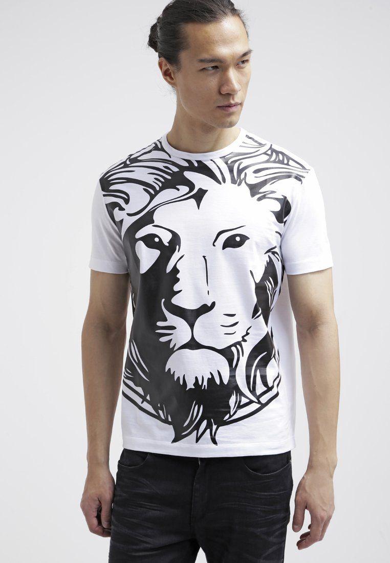 Versus Versace T-shirt imprimé white, T-Shirt