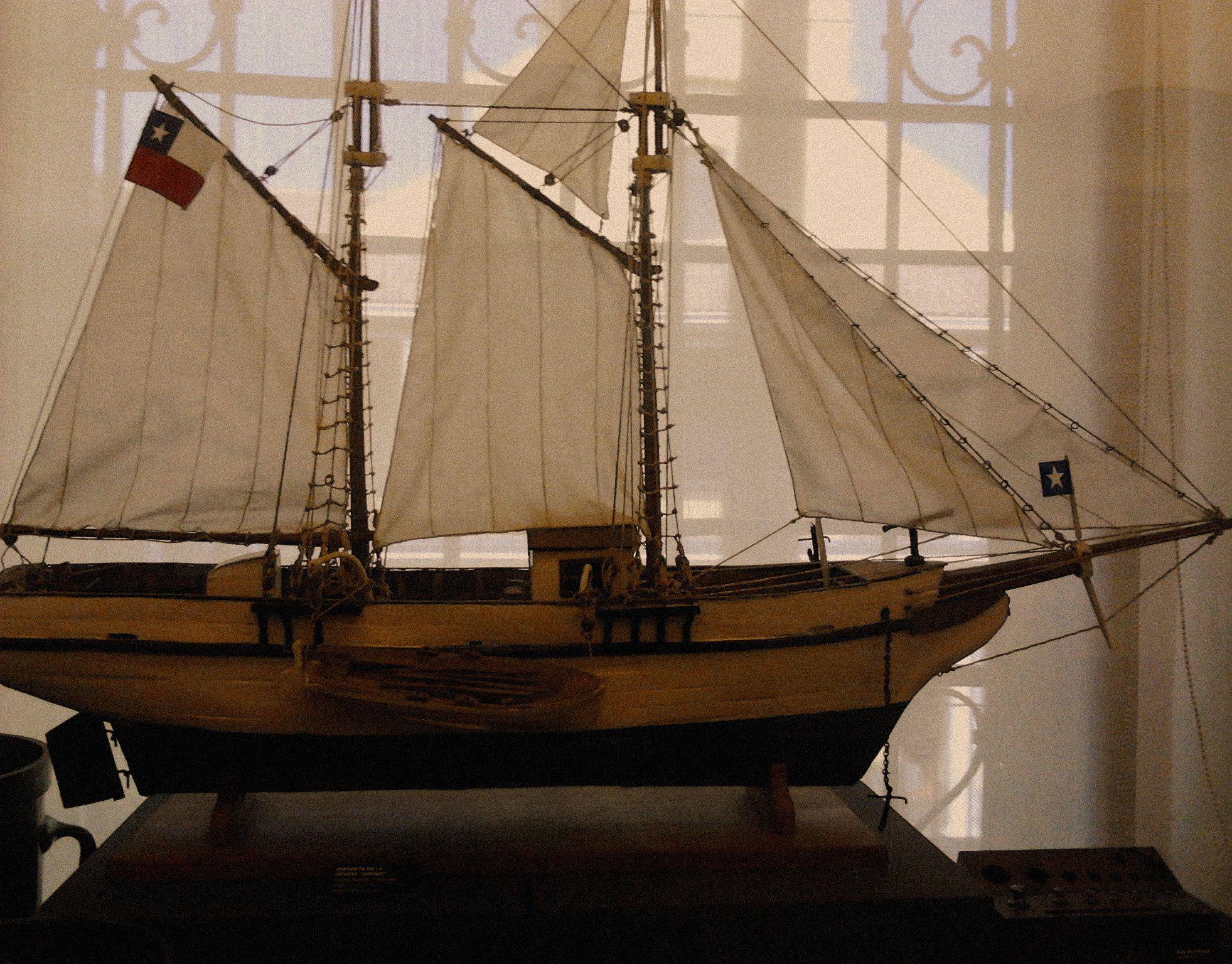 #barco #Chile #antiguo
