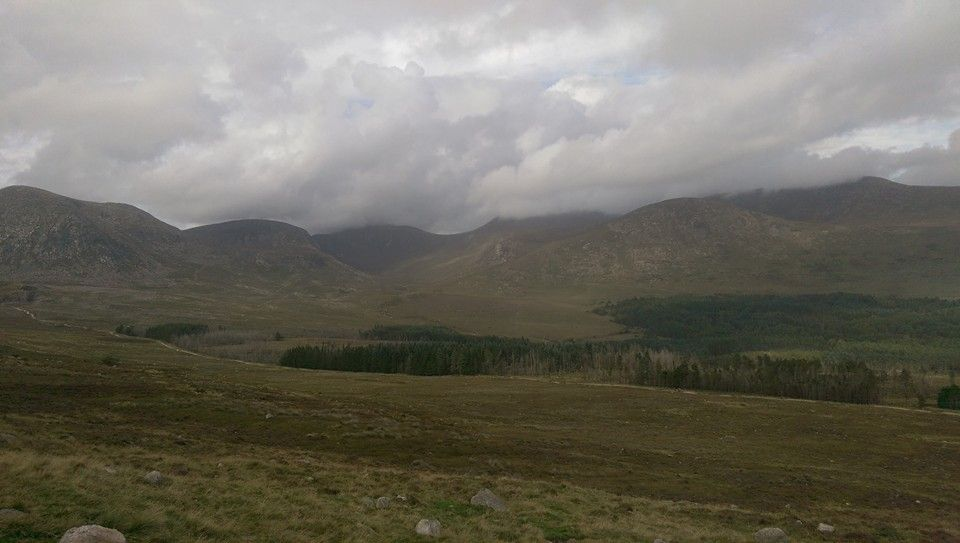 The Bleak Mourne Mountains My Favourite Place On Earth Northern Ireland Oc 960x543 Favorite Places Places Mountains