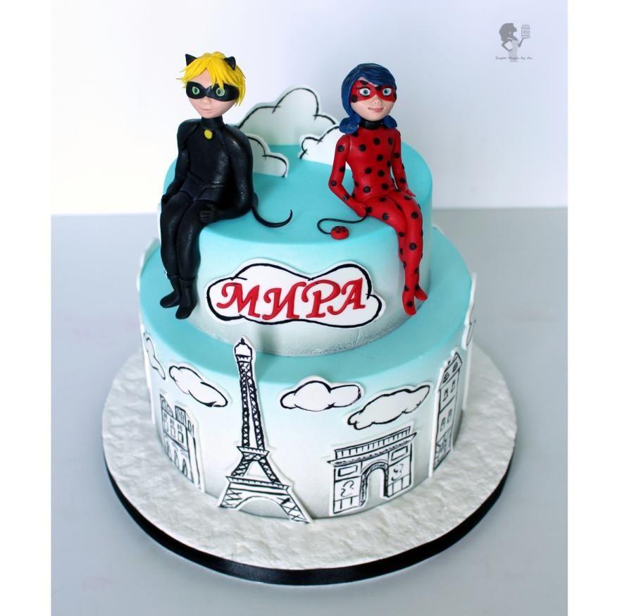 Ladybug Miraculous Set 3  Figuren Topper Torte Figur Geburtstag neu