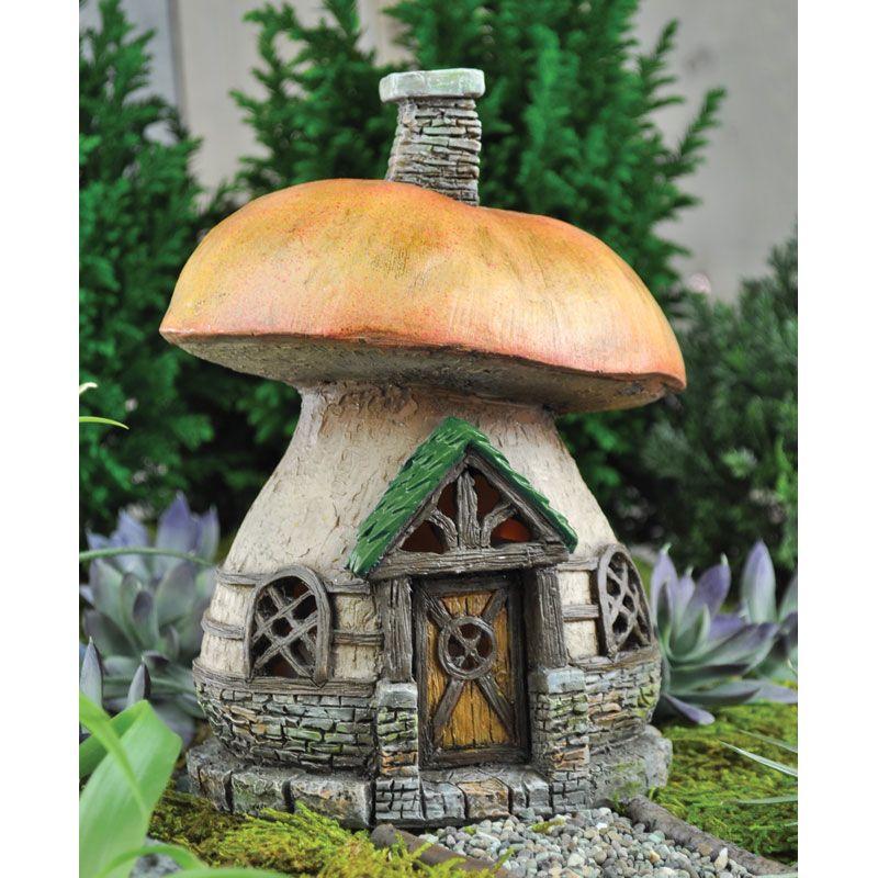 Fairy House - Mushroom Cottage