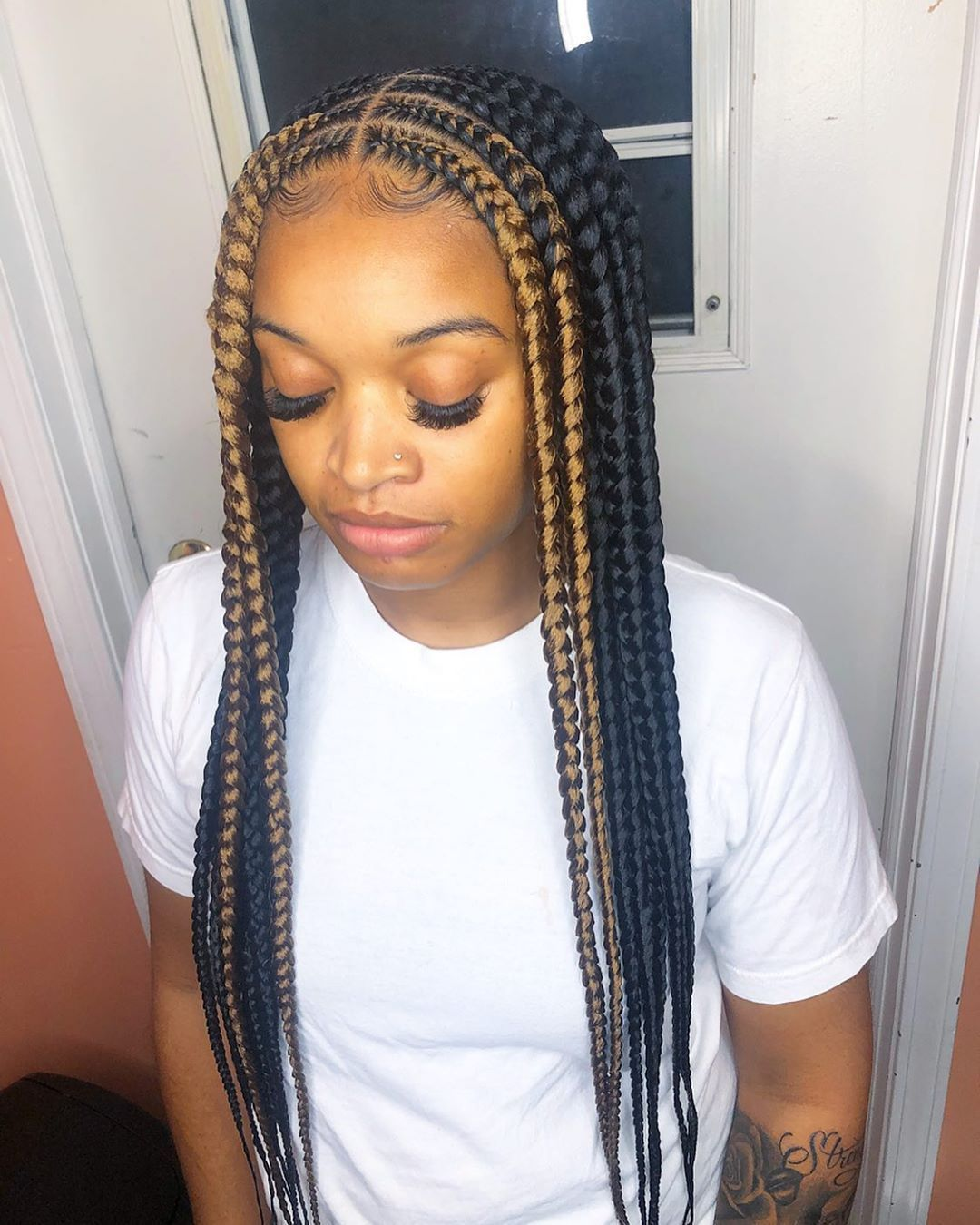 Welcome To Blog In 2020 Braided Hairstyles Hair Styles Braids For Black Hair