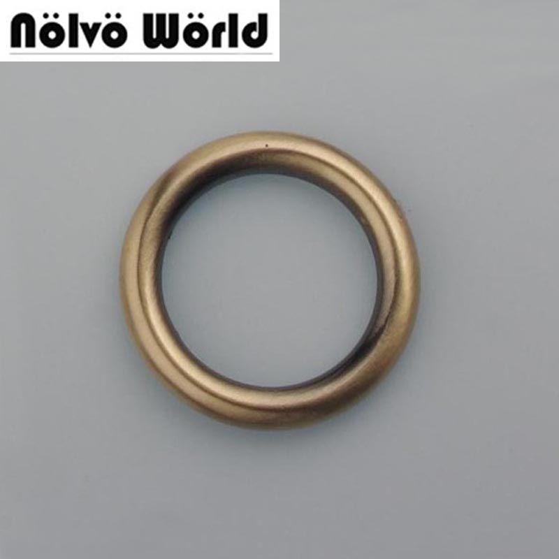 Welded Rings 5.0mm line 1 inch 25mm o rings,DIY bags\' accessory ...