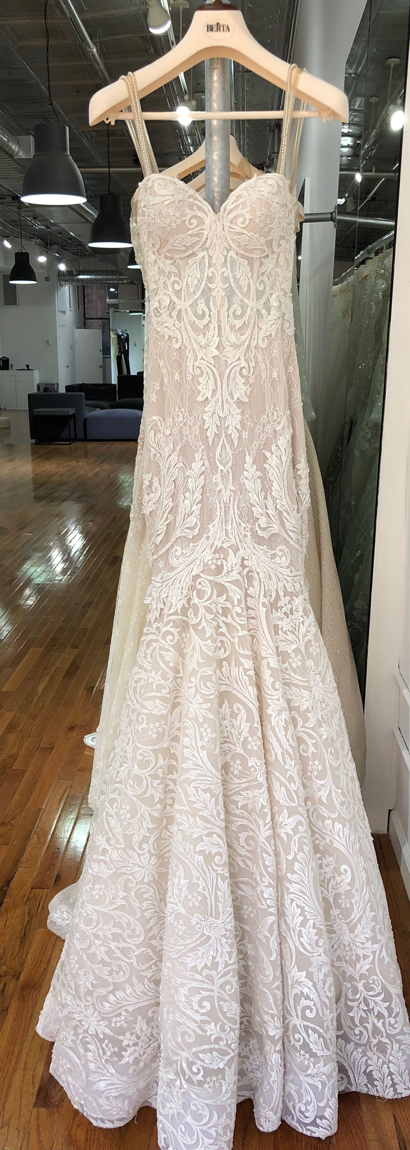 Iconic Berta Style 15 110 Available At Our Nyc Store For Special Off The Rack Prices 3 Dream Wedding Dresses Wedding Dresses For Girls Wedding Dresses