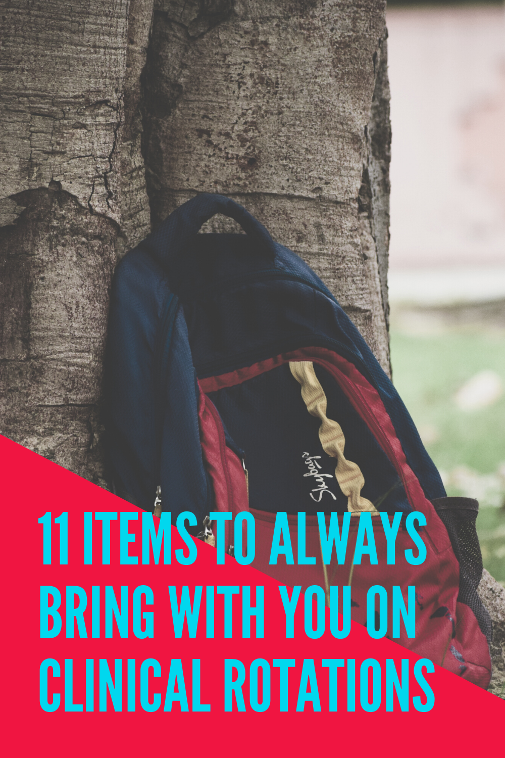 What to bring on your clinical rotations | Nurse