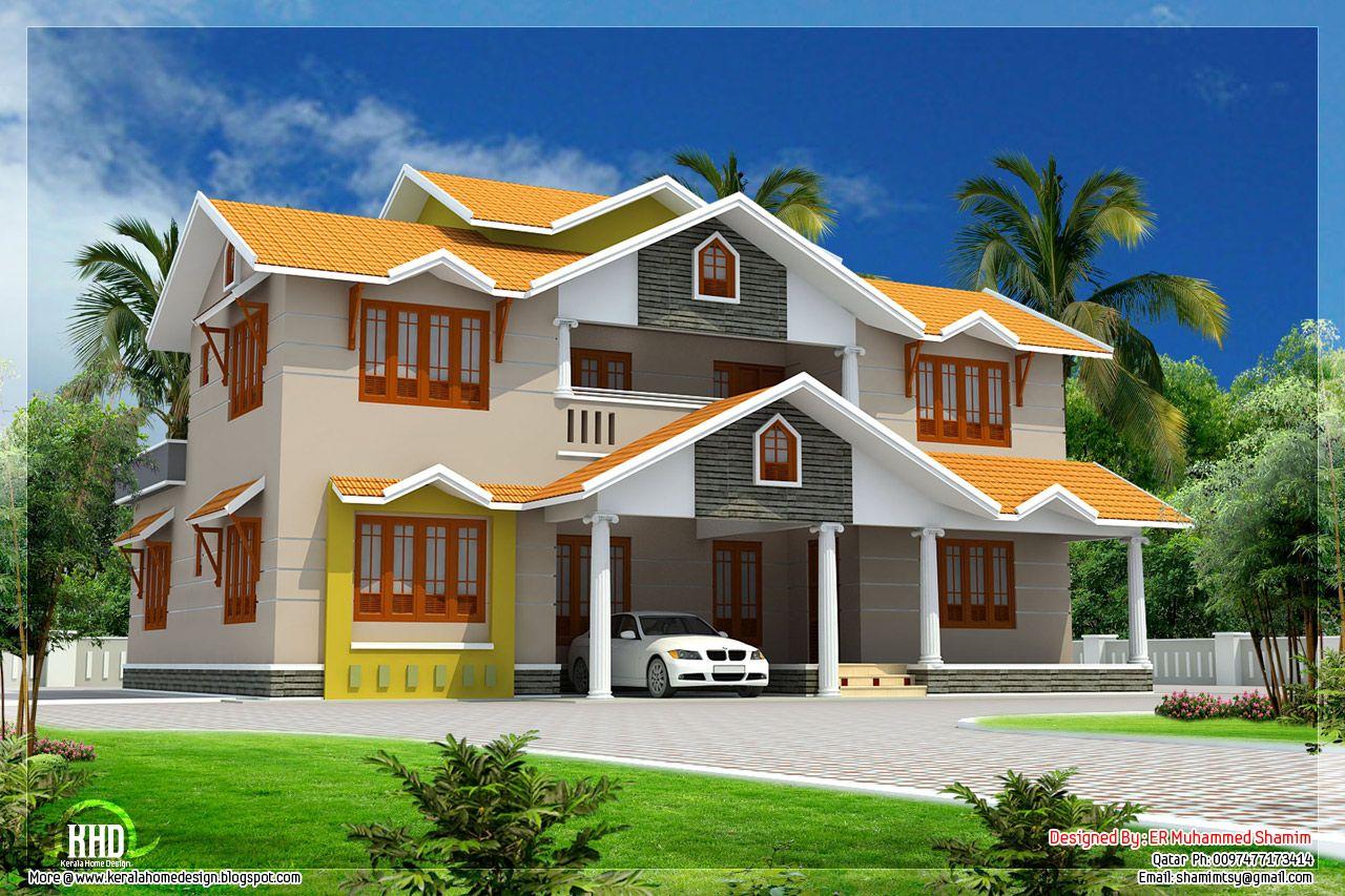 Stupendous Beautiful Kerala Dream Home House Hunting Pinterest Ux Ui Inspirational Interior Design Netriciaus