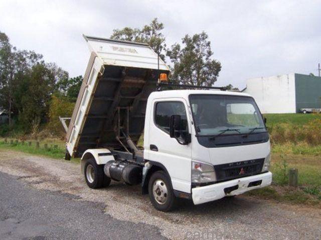Mitsubishi Fuso Canter Tipper Truck Low Klms Gvm 6500 Not Isuzu Hino Nissan Brisbane Carhubsales Com Au Tipper Truck Trucks Nissan