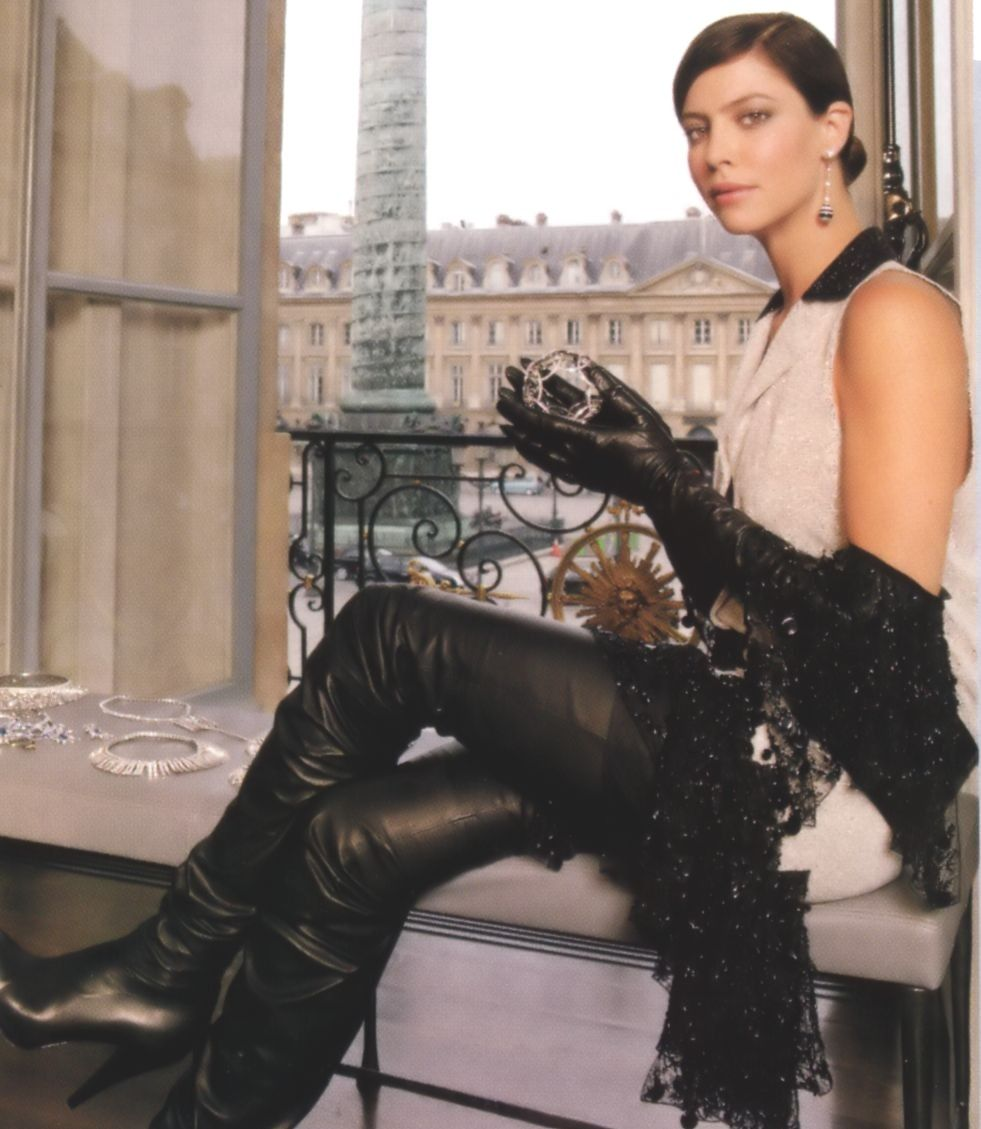 leather gloves+forum sexy