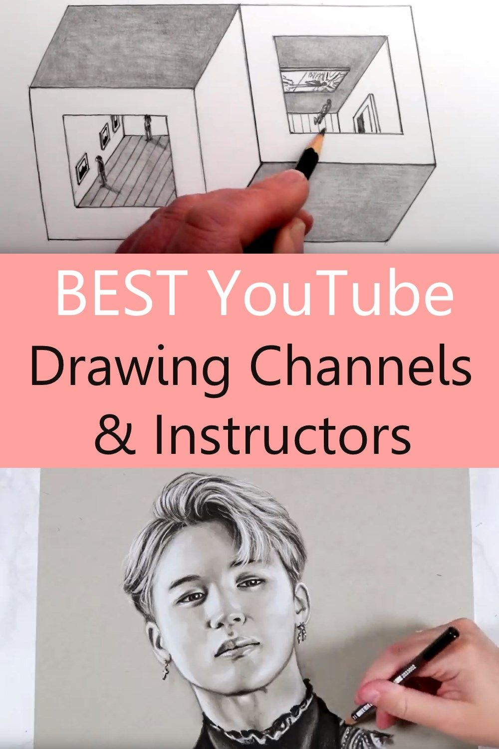 Drawing And Painting Instructors To Guide You To Practice Your
