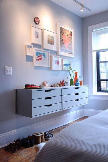 Wall Mounted Drawers Used Dresser Vitsoe Love They Way Leave Space The Floor