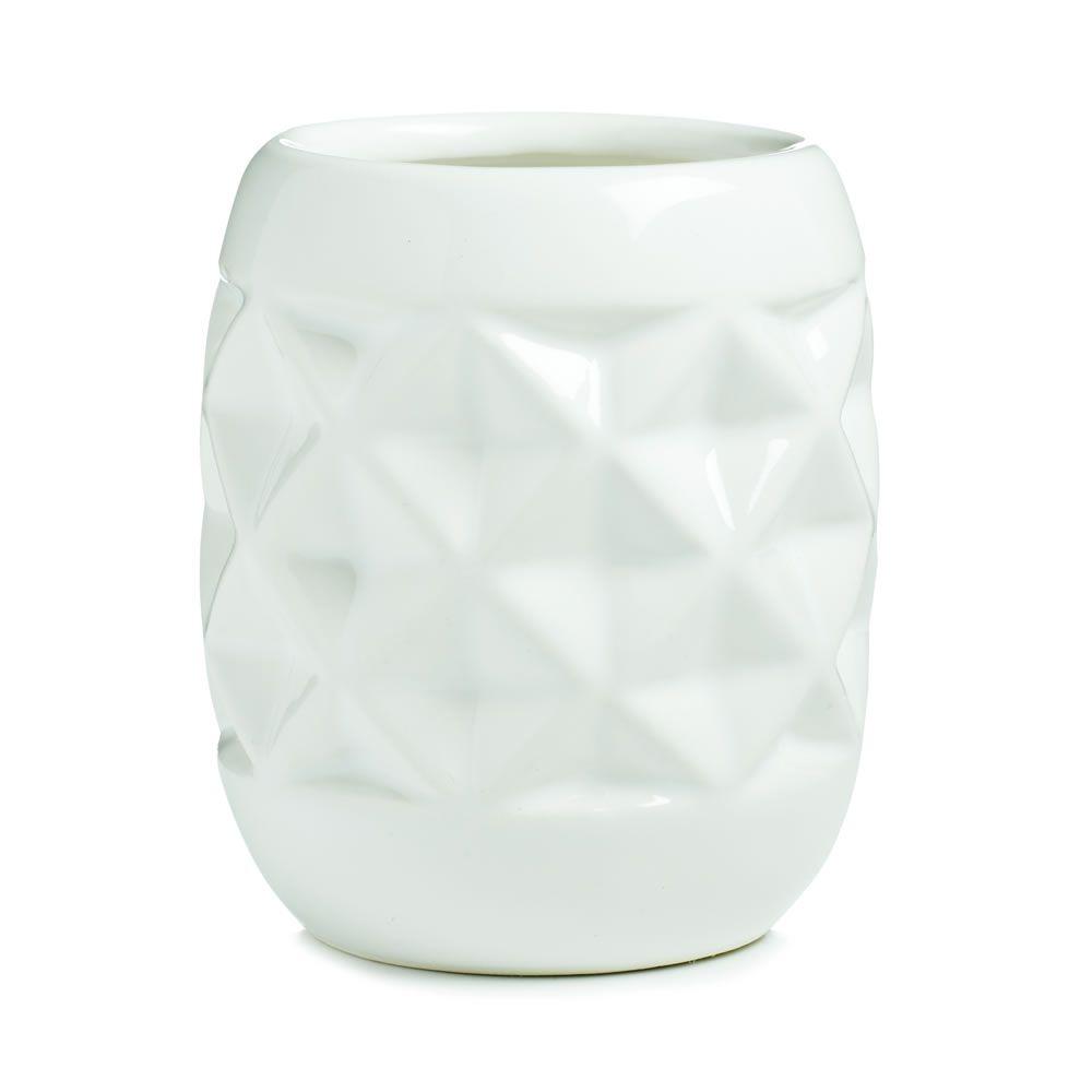 Wilko Textured Design Tumbler White - £2 | Things i need for uni ...