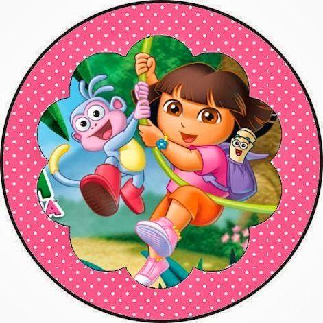 doratheexplorerfreeprintablekit003jpg 471471  Dora