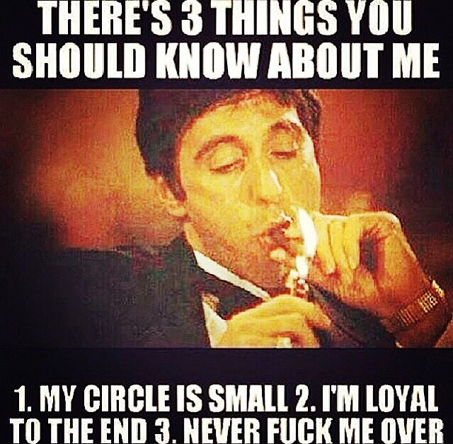 I M Not A Scar Face Fan But Very True Scarface Quotes Godfather Quotes Gangsta Quotes
