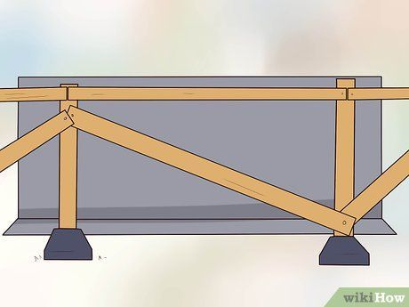 Image titled Build a Deck Around an Above Ground Pool Step 14 Time
