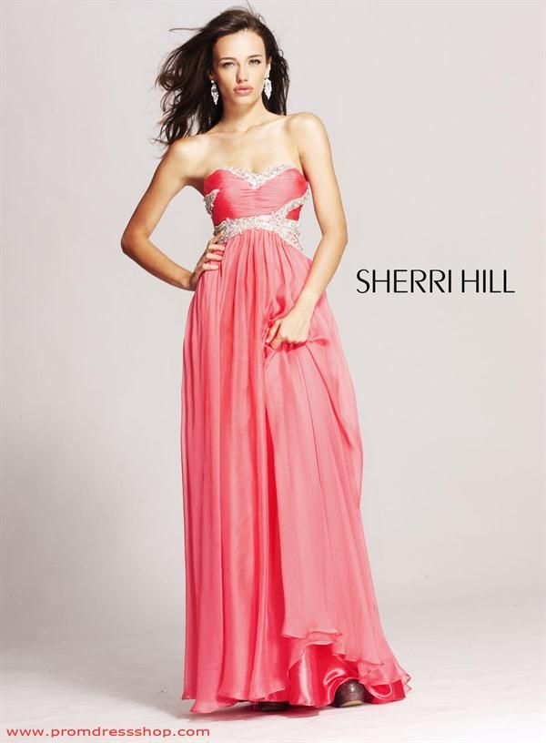 Sherri Hill 3842 Prom Dress guaranteed in stock | prom | Pinterest