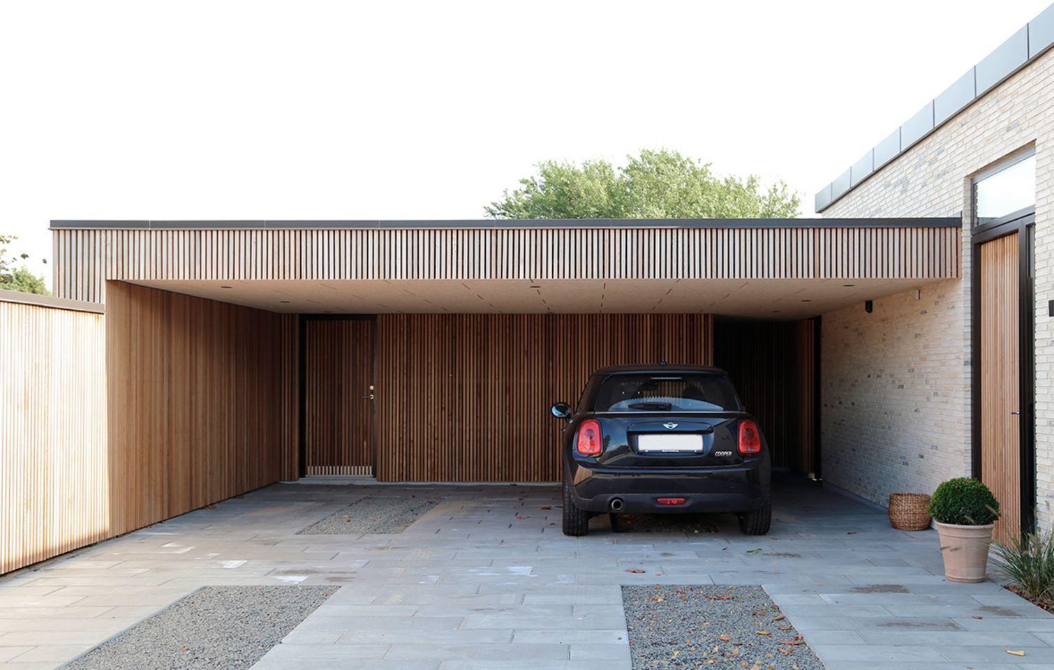 Ny carport til dit hus Få inspiration her i 2020