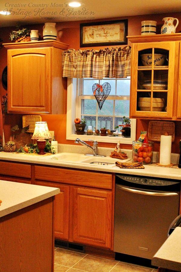 Vintage Style Decor: New Cottage Kitchen Reveal! | Kuchnia