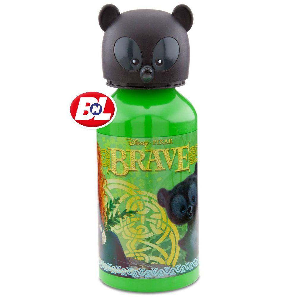 BRAVE: Aluminum Water Bottle