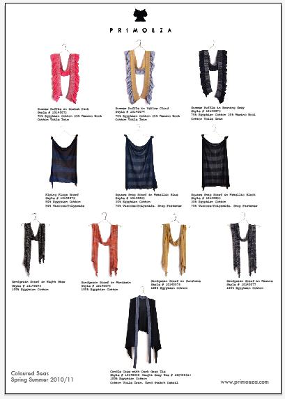 P R I M O E Z A Line Sheet Wholesale Retail Biz 101 Pinterest