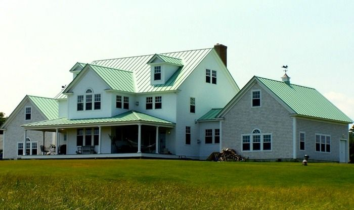 Best Metal Roofing Showcase Image 14 Green Standing Seam Metal 400 x 300