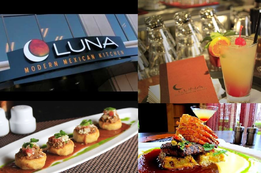 Luna Modern Mexican Kitchen Corona Ca Mexican Kitchens Food Spot Eatery