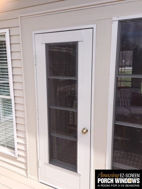 Charmant Screen Porch Doors   Amazing EZ Screen | Porch Doors, Screened Porches And  Porch