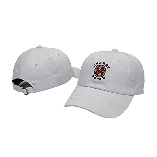 78bcfd7c28a2d IsymeotuPP Unisex Adjustable Fashion Leisure Baseball Hat Golf Wang Cherry  Bomb Snapback Dual Colour Cap   See this great product.