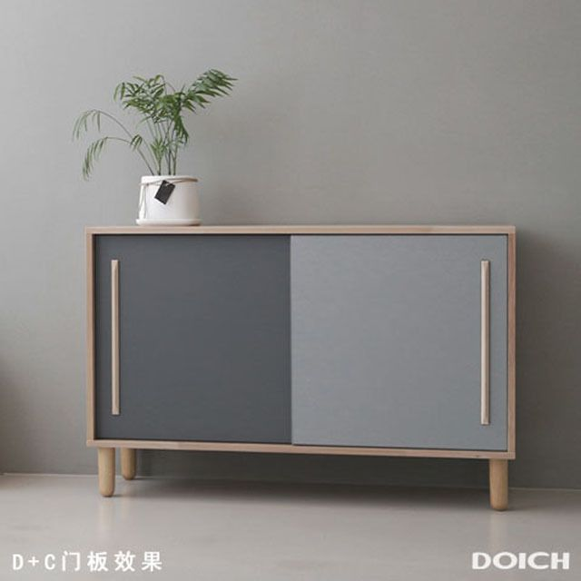Dodge Scandinavian modern style furniture small apartment minimalist  Japanese style fashion wall cabinet TV cabinet lockers. Dodge Scandinavian modern style furniture small apartment