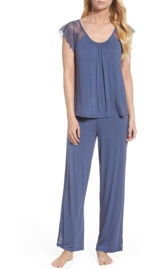 Women s Nordstrom Lingerie Pretty Pajamas  59.00 http   shopstyle.it ... 0ed9017897