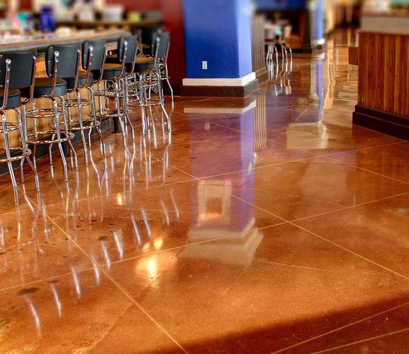 Have National Concrete Polishing complete your next