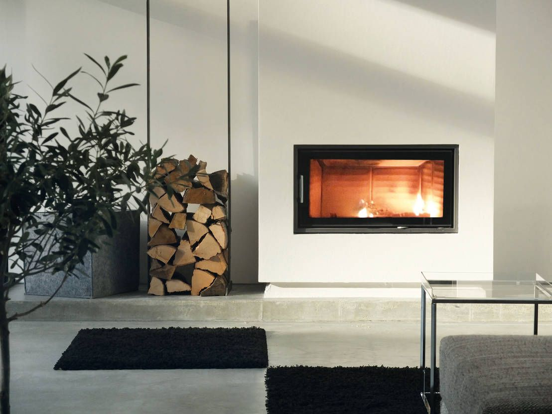 Kamin Wohnzimmer ~ Best kamin images modern fireplaces stoves and