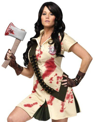 Zombie Huntress (To go with our family theme!) hubs-dr zombie ...