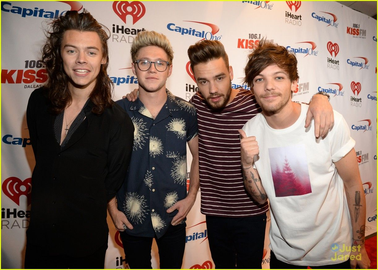 One Direction 5 Seconds Of Summer Get The Party Started At Jingle Ball Dallas 2015 One Direction 5sos Jingle Ball Dal One Direction 1d And 5sos Celebrities