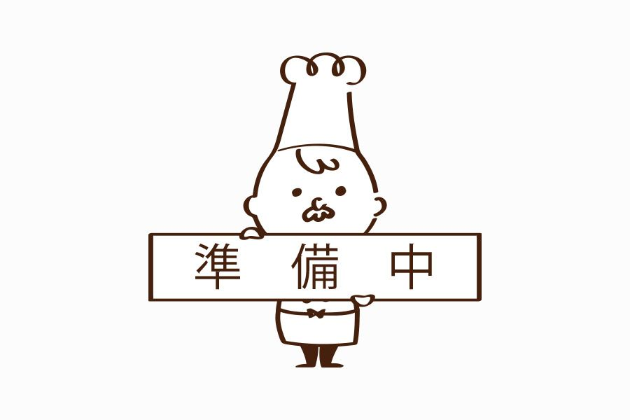 準備中のキャラクターデザイン L O G O キャラクターデザイン