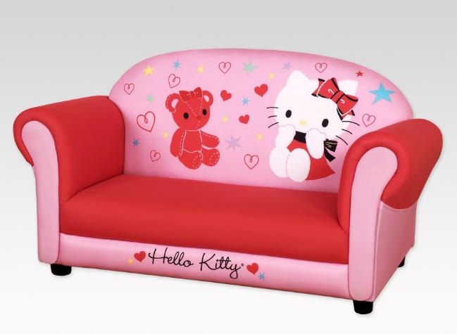Hello Kitty Couch Hello kitty furniture, Hello kitty