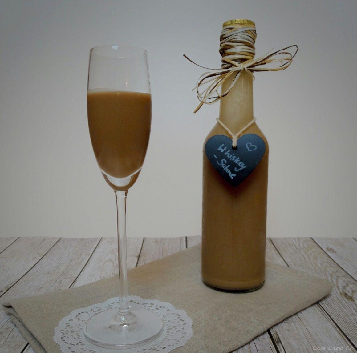 Geschenke Aus Der Küche Thermomix | Whiskey Sahne Likor Likor Selbstgemacht Geschenke Aus Der