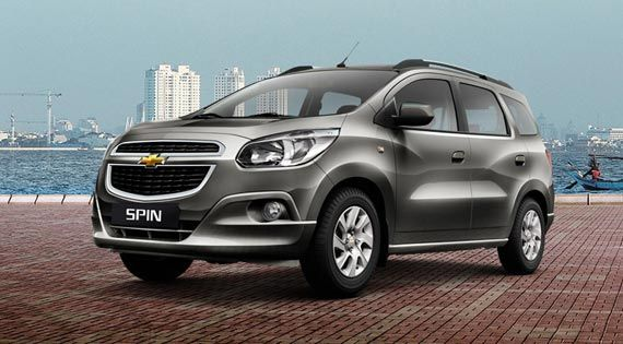 Gm India Has Announced That It Will Introduce The Chevrolet Trailblazer Suv In 2015 And Spin Multi Purpose Vehicle Mpv In Diesel Cars Chevrolet Upcoming Cars