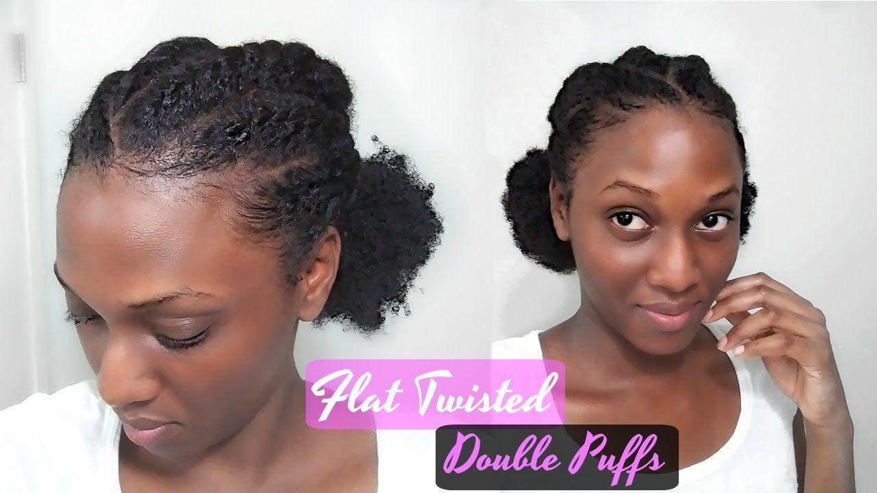 Pin en natural hair