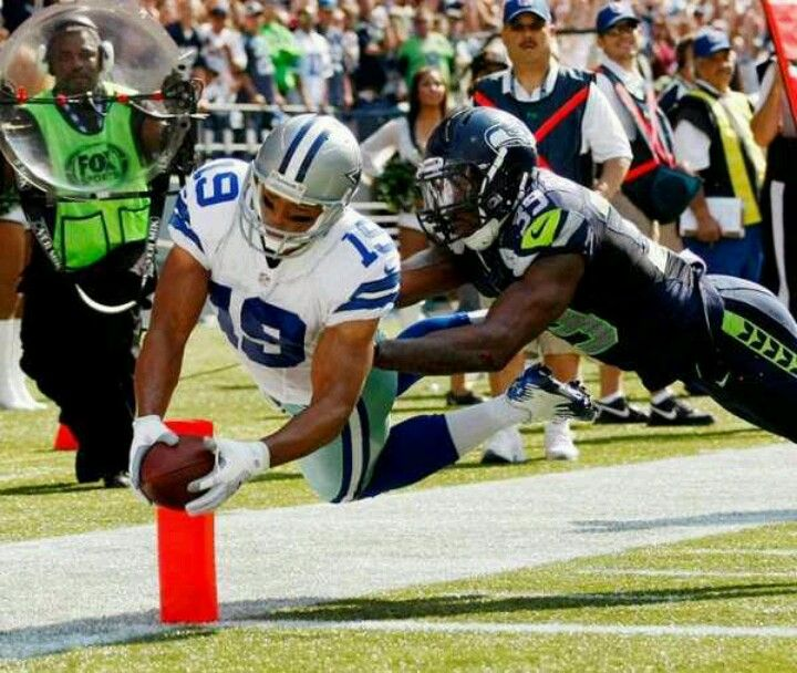 Miles Austin - love love love this shot! We got 5 rings, how many you got?