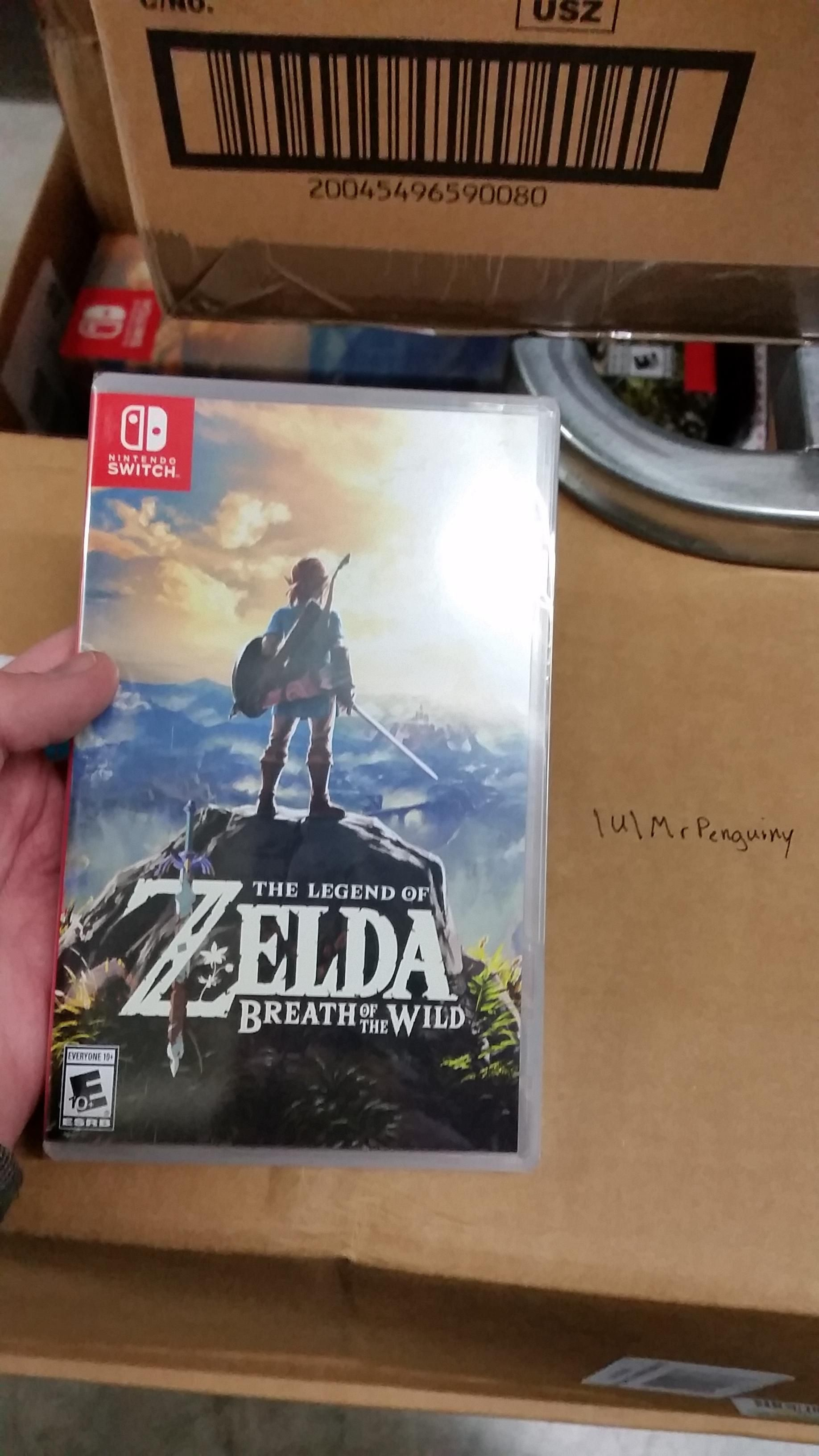 Guys I'm holding it in my hands... For More Information... >>> http://bit.ly/29otcOB <<< ------- #gaming #games #gamer #videogames #videogame #anime #video #Funny #xbox #nintendo #TVGM #surprise #gamergirl #gamers #gamerguy #instagamer #girlgamer #bhombingamerica #pcgamer #gamerlife #gamergirls #xboxgamer #girlgamer #gtav