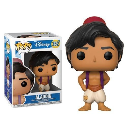 Funko Pop! 352 Disney - Aladdin vinyl figure
