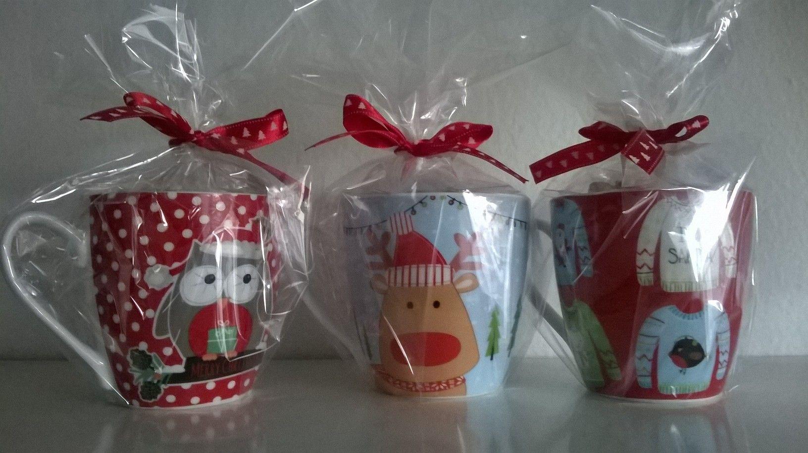 Tazas con galletas de canela de regalo para los profesores - Como decorar una taza ...
