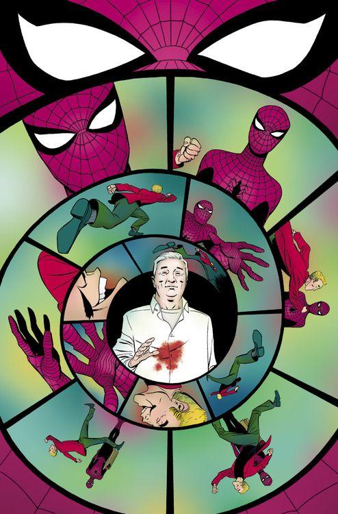 Marcos Martin Hombre Arana Amazing Spiderman Spiderman