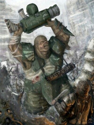 Imperial Guard Abhuman Characters Imperial Guard Pinterest